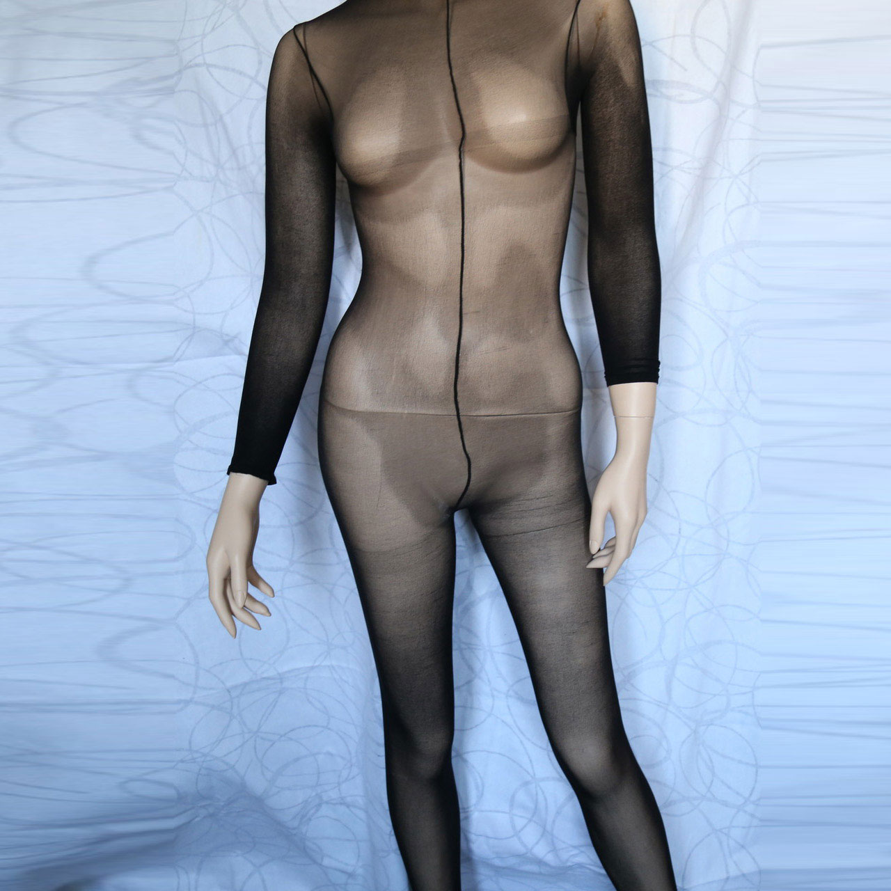 Full body stocking pantyhose