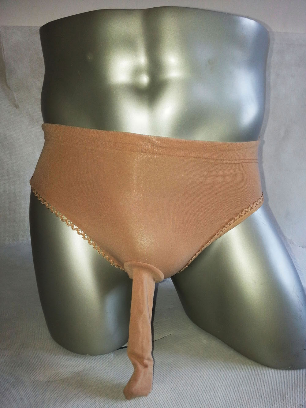 Pantyhose panties men