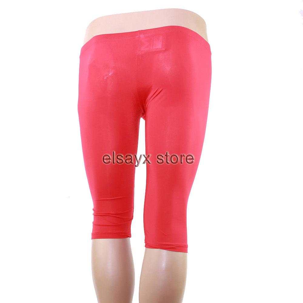 "Mens Sheer See Through Underwear Boxer Half Pants Underpants   L 29/"" to 35/"""