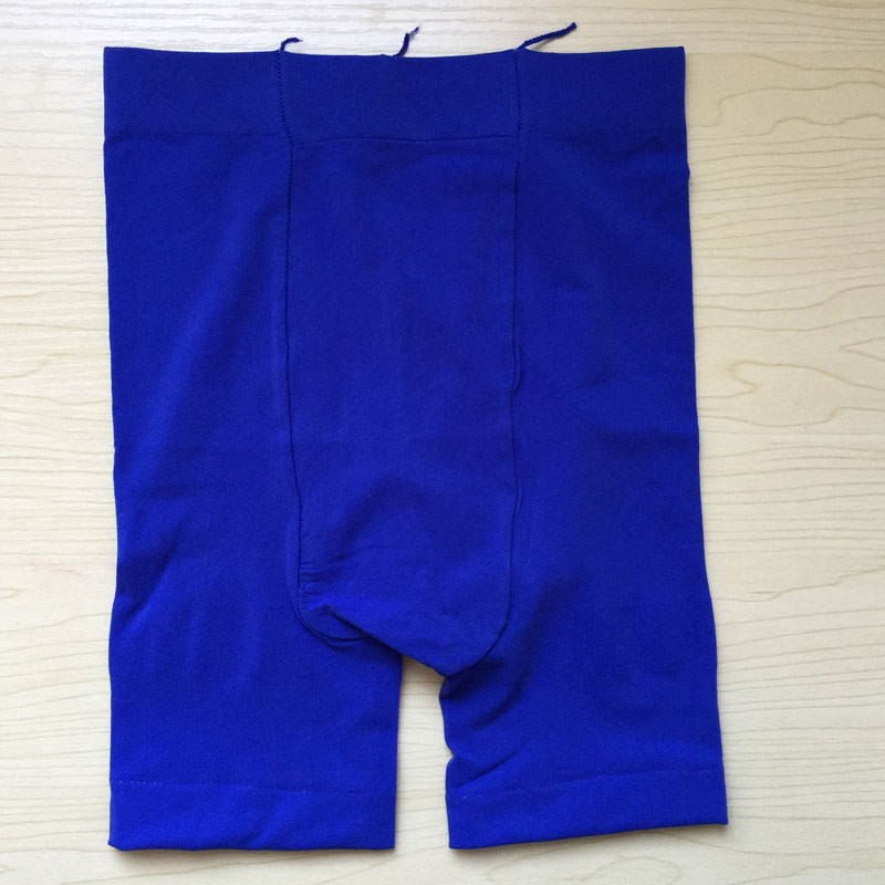 Men/'s Hot-Sale Sheer Nylon Boxer Homewear Shorts Sheath Open Pantyhose