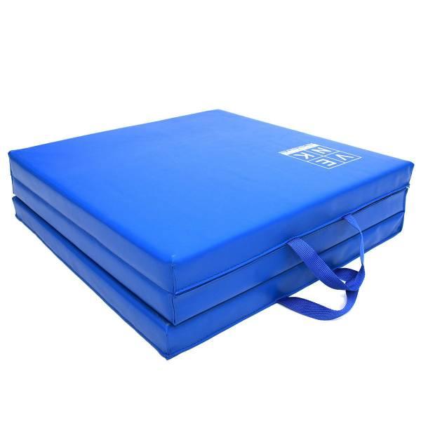Tri Folding Exercise Thick Mat Yoga Gym Training Workout