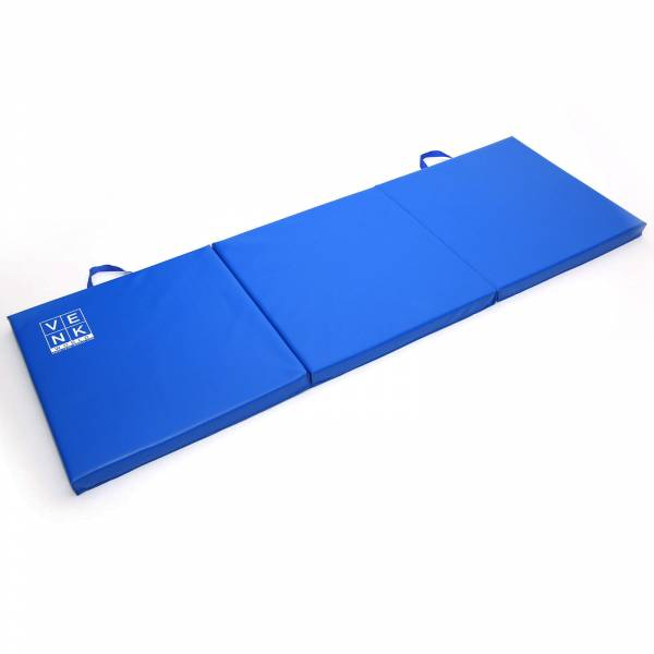 Tri Folding Exercise Thick Mat Yoga Gym Training Workout