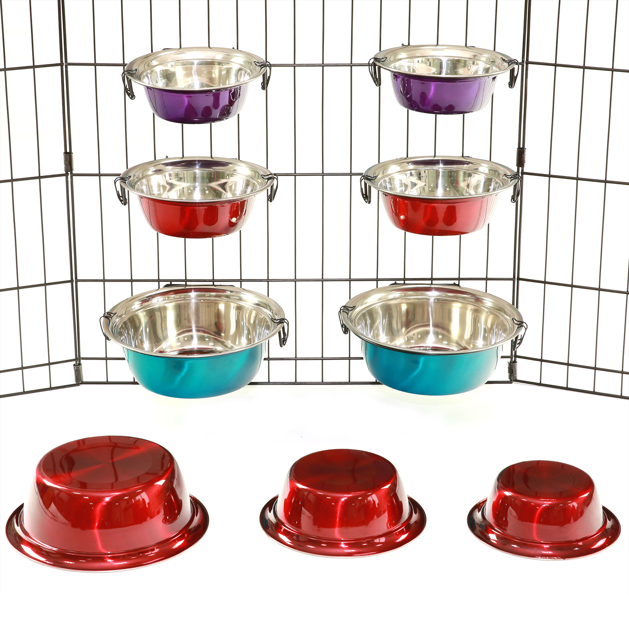 Stainless Steel Dog Crate Uk