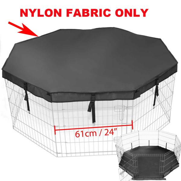 EASY TO CLEAN Cover For Indoor Outdoor Dog Rabbit Play Pen